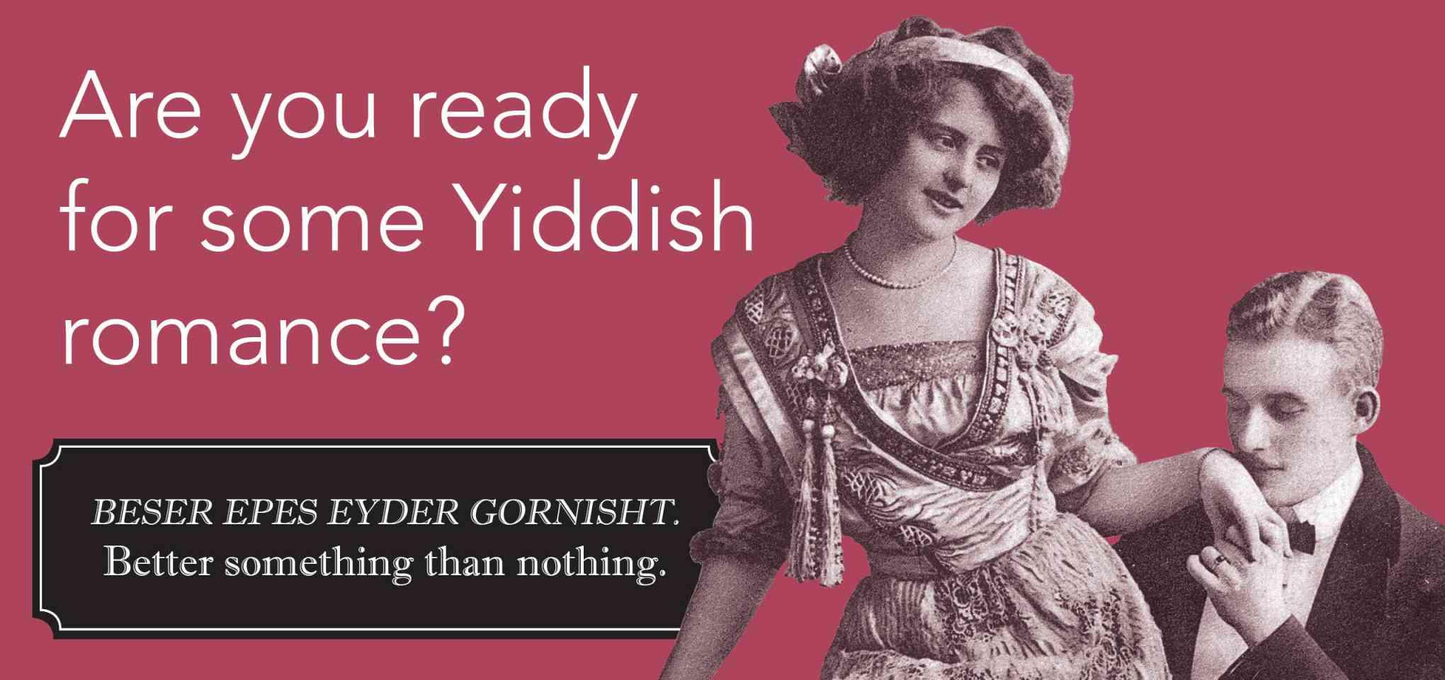yiddish pour le matchmaking kenyan Gay Dating site